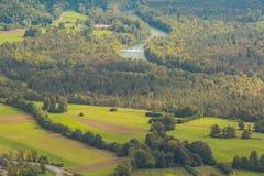 Sava river. royalty free stock photography
