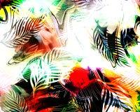 Savage jungle Vector Illustration