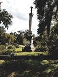 Savana do cemitério Imagem de Stock Royalty Free