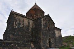 Savanavankklooster, Armenië Royalty-vrije Stock Afbeeldingen