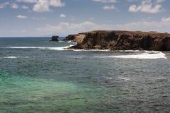 Savane des petrifications, Martinique. Savane des petrifications in Martinique Royalty Free Stock Photos
