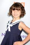 Savanna Paige Rae che arriva all'estate 2011 del TCA di NBC tutto il partito della stella Fotografia Stock Libera da Diritti