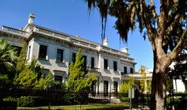 Savannah Architecture Imágenes de archivo libres de regalías