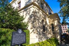 Savannah Architecture Photos libres de droits
