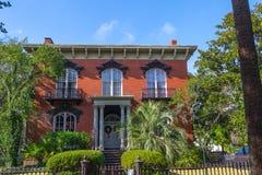 Savannah Architecture Imagen de archivo libre de regalías
