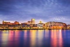 Free Savannah, Georgia Riverfront Stock Photos - 48998913
