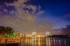 Savannah georgia waterfront and street scenes Stock Photography