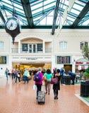 Savannah international airport Stock Image