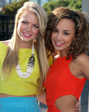Savannah Jayde, Kelli Goss Royalty Free Stock Photos