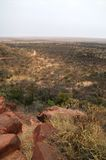 Savannah lookout. A look from the waterberg plateau stock photos