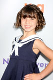 Savannah Paige Rae arriving at the NBC TCA Summer 2011 All Star Party Royalty Free Stock Photo