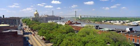 Savannah River stock photography