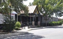 Savanne, am 7. August: Bahnhof von der Savanne in Georgia USA lizenzfreie stockfotografie