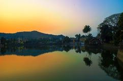 Savantvadi Maharashtra Indien arkivfoto