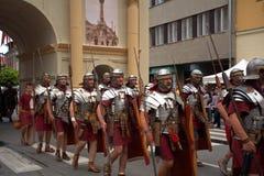 Savaria Festival, Szombathely, Hungary Royalty Free Stock Image