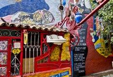 Salvador Gonzales wall art Stock Photo