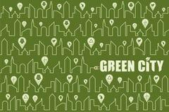Save środowiska i zielonej władzy pojęcie Obrazy Royalty Free