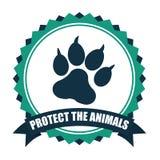 Save the animals design Stock Photos