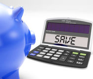 Save Calculator Shows Bargains Specials And Sale Stock Photos