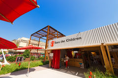 Save the Children - Expo Milano 2015 Royalty Free Stock Image