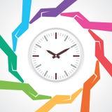 Save czasu pojęcie Zdjęcia Stock