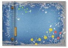 Save Daktylową kolekcję również zwrócić corel ilustracji wektora Zdjęcie Stock