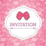 Save the date colorful card Stock Photos