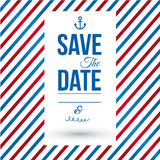 Save the date for personal holiday. Stock Photo