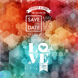 Save the date for personal holiday. Royalty Free Stock Photos