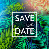 Save the date for your personal holiday. Royalty Free Stock Photos