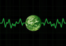 Save the earth Stock Images