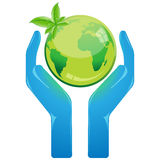 Save earth Royalty Free Stock Image
