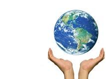 Save Earth 2 Stock Image