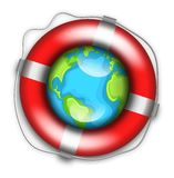 Save The Earth Royalty Free Stock Images