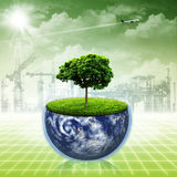 Save the Earth Royalty Free Stock Photos