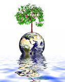 Save the Earth Royalty Free Stock Image