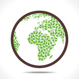 Save earth cocnept Royalty Free Stock Image