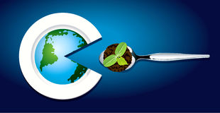 Save Earth Stock Photography