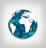 Save the Earth from global warming Stock Photography