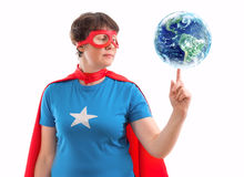Save the Earth Royalty Free Stock Photography