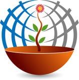 Save eco logo Stock Photos