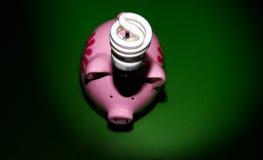 Save energy stock image