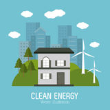 Save Energy design Royalty Free Stock Photo