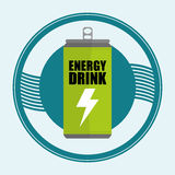 Save Energy design Stock Images