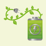 Save Energy design Royalty Free Stock Photography