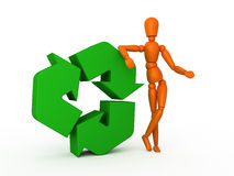 Save the environment. Royalty Free Stock Photos