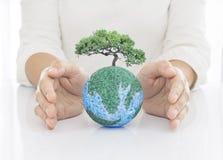 Save environment Stock Image