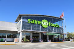 Save on foods Royalty Free Stock Photography