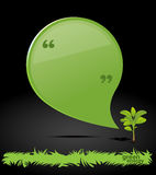 Save green Stock Photography