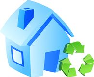 Save home symbol. Stock Images